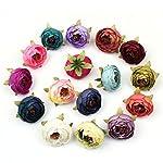 10Pcs-Silk-Flower-Artificial-Flower-Head-Artificial-Flower-Wedding-Decoration-Wreaths-Wedding-Car-Decoration-Spring