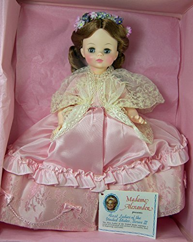 Madame Alexander Abigail Fillmore #1514 First Lady Doll Collection Series III 17