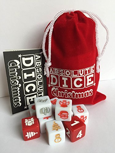 Absolute Dice Christmas (Christmas Dice Game)