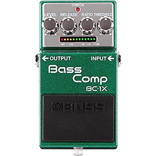Boss BC-1X - Bass Compressor by BOSS