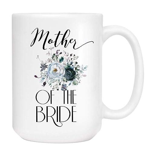 Amazon.com: Mother of the Bride Coffee Mug - Cute Sarcastic ...