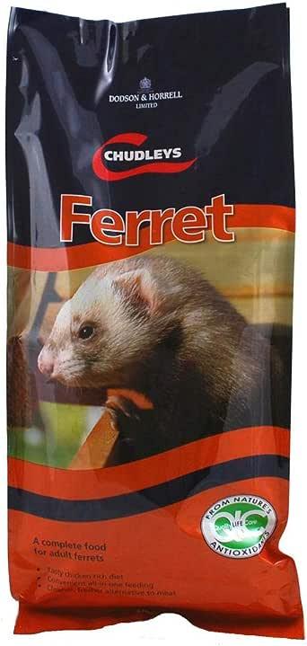 Amazon.com : Chudleys Ferret 2kg : Pet Food : Pet Supplies