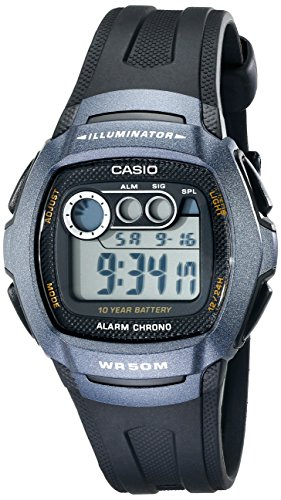 Casio Men's W210-1BV Classic Watch