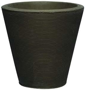 Instant pots & plants ltd A113514 - Madison bronce envejecido planter 36 cm