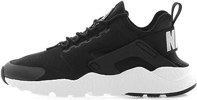retrasar director niebla tóxica  Amazon.com: Nike Air Huarache Run Ultra 819151 – 001 de zapatos de mujer,  negro, 12 B(M) US: Shoes