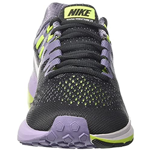 81fa63b271f6 Nike Womens Air Zoom Structure 20 Running Shoe 849577-005 Anthracite on sale