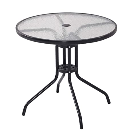 F Fellie Cover Bistro Table Stunning Round Outdoor Glass