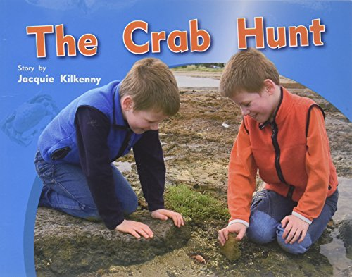 Rigby PM Photo Stories: Individual Student Edition Blue (Levels 9-11) The Crab Hunt