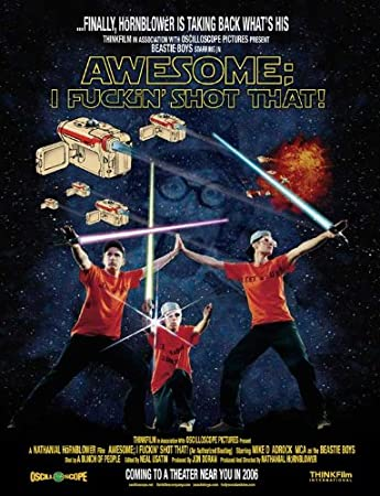 amazon awesome i shot that 映画ポスター 27 x 40 punt