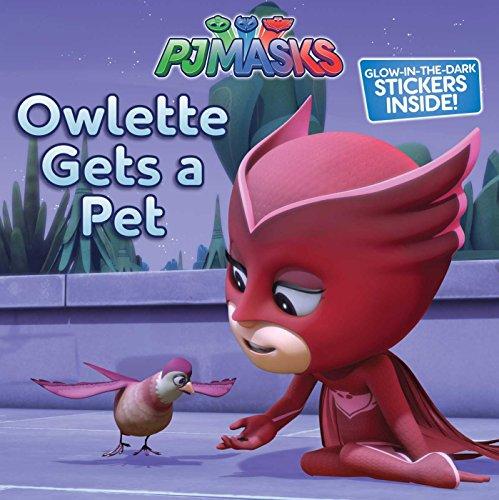 Owlette Gets a Pet (PJ Masks)