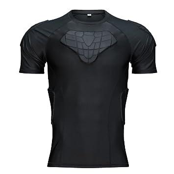 Body Safe Guard acolchado deportivo de compresión Shorts protector ...