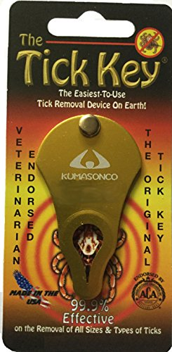 Tick Removal Key