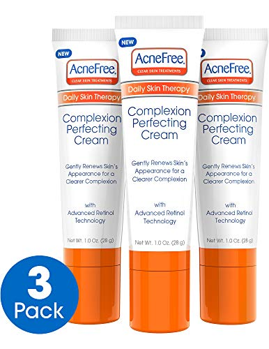 Acne Free Daily Skin Therapy Complexion Perfecting Cream, 1.