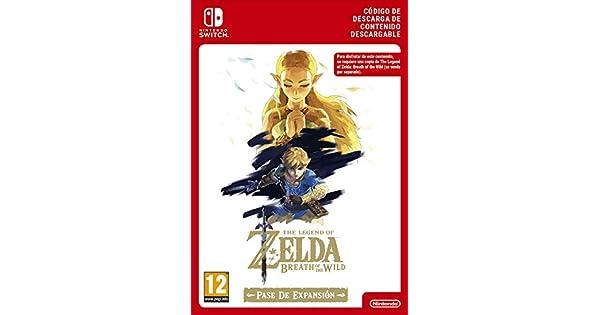 Zelda: Breath of the Wild Expansion Pass DLC | Nintendo ...