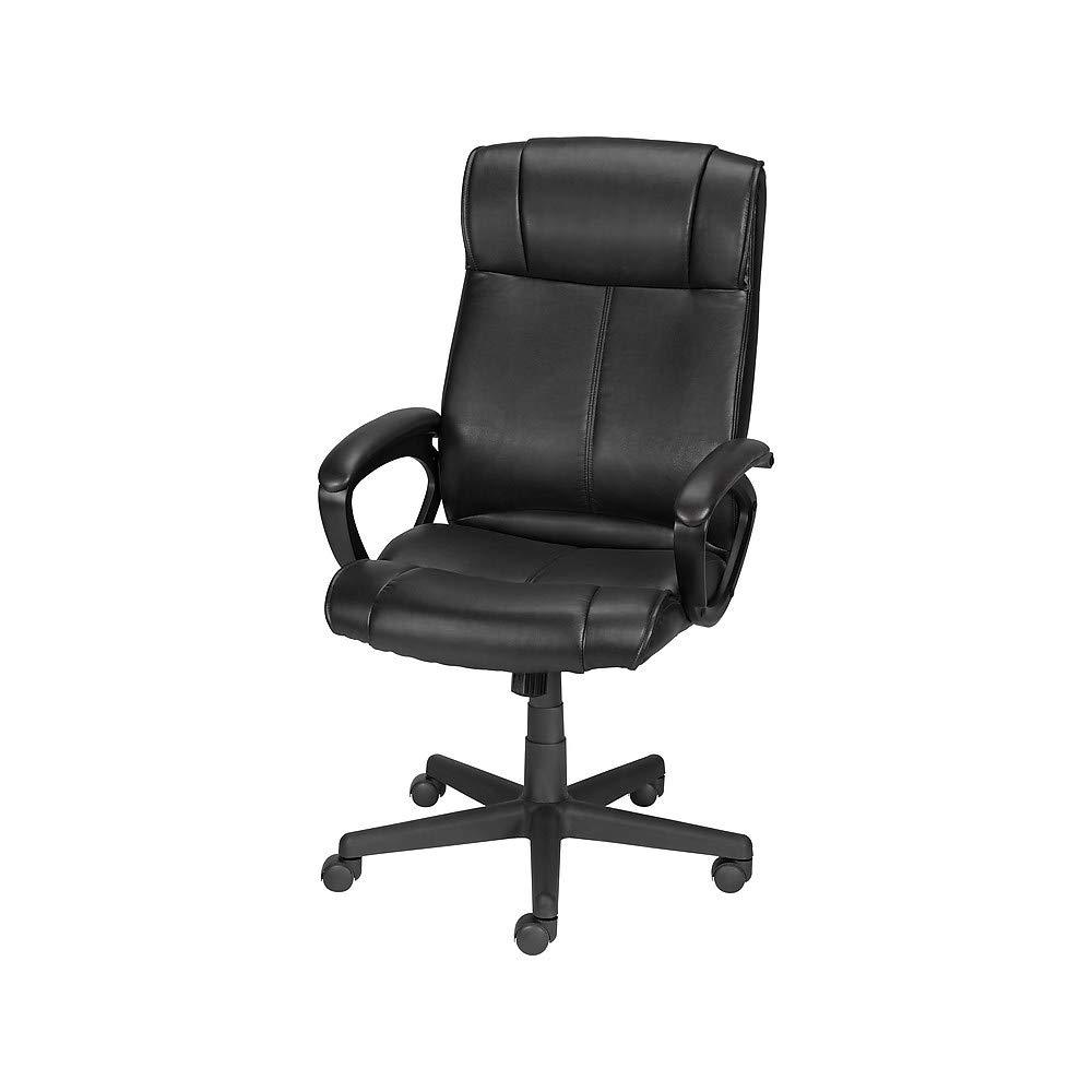 Amazon.com Staples 934103 Turcotte Luxura High Back Office Chair Black Kitchen u0026 Dining  sc 1 st  Amazon.com & Amazon.com: Staples 934103 Turcotte Luxura High Back Office Chair ...