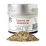 Taste of Greece, Project Non-GMO Certified, Small Batch, 1.7 oz, Gourmet Seasoning