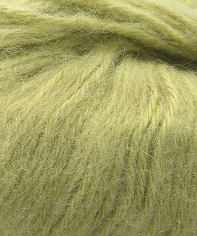 Plymouth Baby Alpaca Brush Yarn 1477 Sour Lime