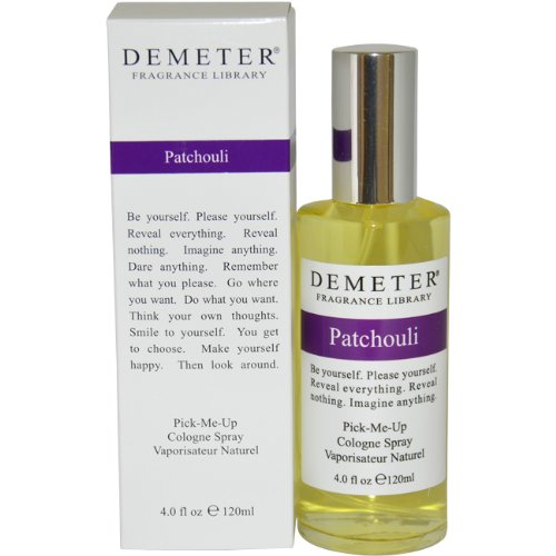 Patchouli Cologne Spray Women by Demeter, 4 Ounce DEM31W