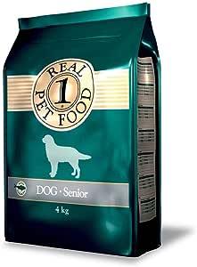 Real Senior 4Kg - Dog food with salmon flavor