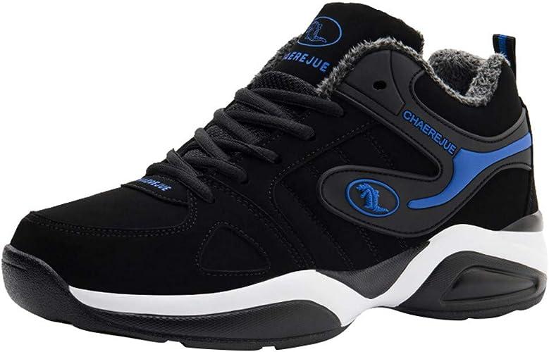 Zapatillas de Running Tenis para Hombre Zapatos De Senderismo Antideslizantes Sport: Amazon.es: Zapatos y complementos