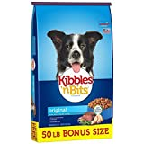 Kibbles 'n Bits Original Savory Beef & Chicken Flavors Dry Dog Food (50 Lb – 1 Bag) Review