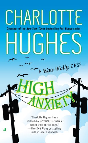 High Anxiety (Crazy Book 3)