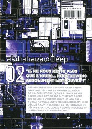 Akihabara@Deep, Tome 2 :