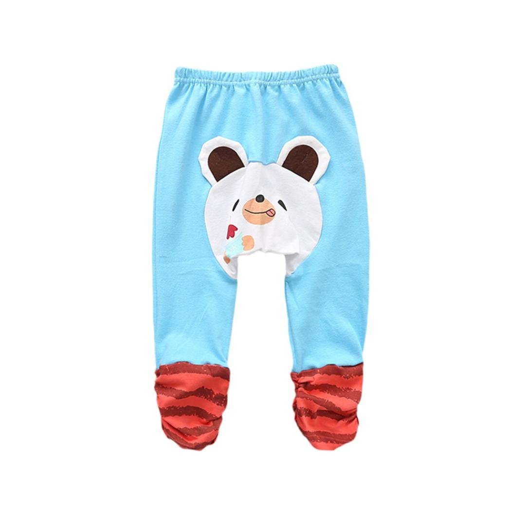 For 0-3 Years old,DIGOOD Toddler Baby Girls Boys Cartoon Animal PP Pants Cute Trousers