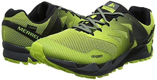 Lime Flex De Agility 2 Vert Gtx Chaussures Pour Course Homme Sur Peak acide Sentier Merrell 06qa5