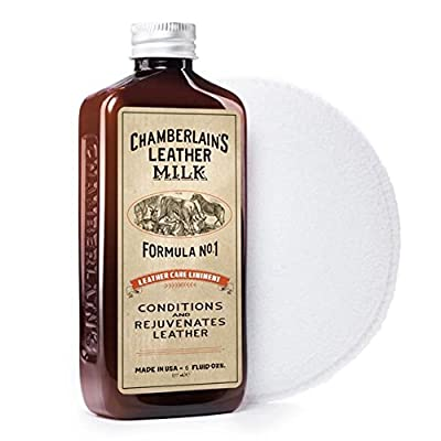 New Bottle Leather Milk Conditioner Amp Cleaner For