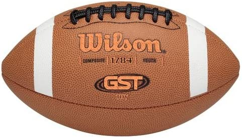Youth GST153 Composite TDY153 Football from Wilson