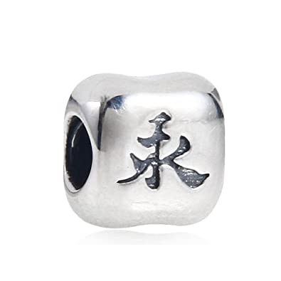 Amazon The Kiss Forever Chinese Yong Character 925 Sterling