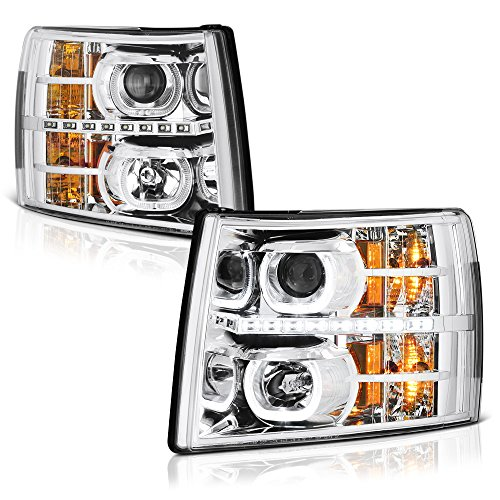 2008 chevrolet 2500hd headlights - 5