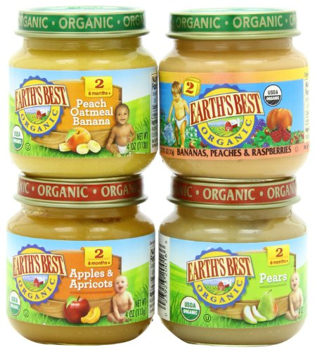 stage 2 baby food earths best - 5