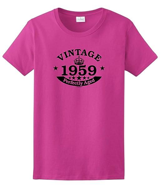 Amazon.com: 60th regalo de cumpleaños clásico 1957 perfecto ...
