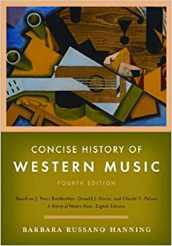 history of western music The definitive history of western music combining current scholarship with cutting-edge pedagogy, the ninth edition of a history of western music is the text that students and professors have trusted for generations combining thoughtful revisions—particularly to chapters on the twentieth and twenty-first.