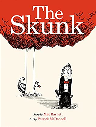 book cover of The Skunk