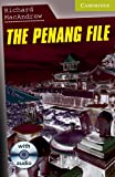 Front cover for the book The Penang File Starter/Beginner (Cambridge English Readers) by Richard MacAndrew