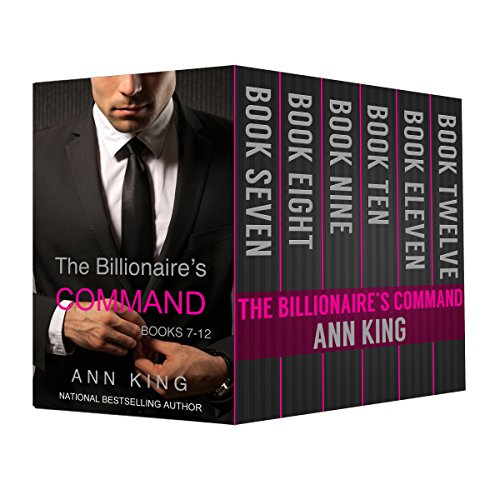 [Free] The Billionaire's Command: Boxed Set Volumes 7-12 (The Submissive Series) [P.D.F]