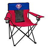 MLB Philadelphia Phillies Elite Chair, Adult, Red