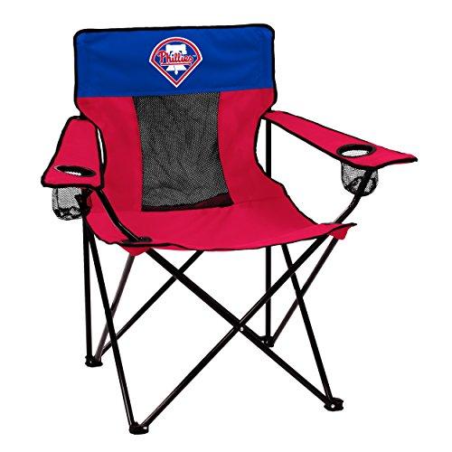 MLB Philadelphia Phillies Elite Chair, Adult, Red
