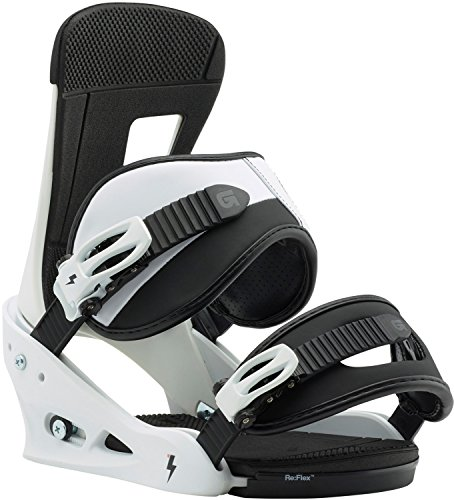 Burton Freestyle Snowboard Bindings Mens Sz L (10+) by Burton