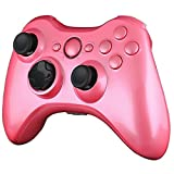 #7: ModFreakz™ Shell/button Kit Gloss Collection Pink (NOT A CONTROLLER, For Xbox 360 Controllers)