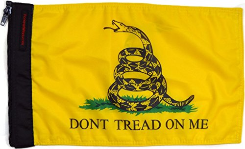 "Forever Wave Gadsden ""Don't Tread On Me"" Flag Review"