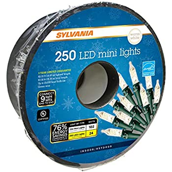 Amazon Com Sylvania Stay Lit Indoor Outdoor 100 Led