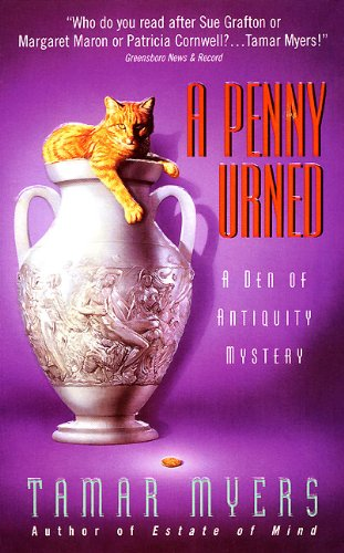 A Penny Urned (Den of Antiquity Book 10) by [Myers, Tamar]