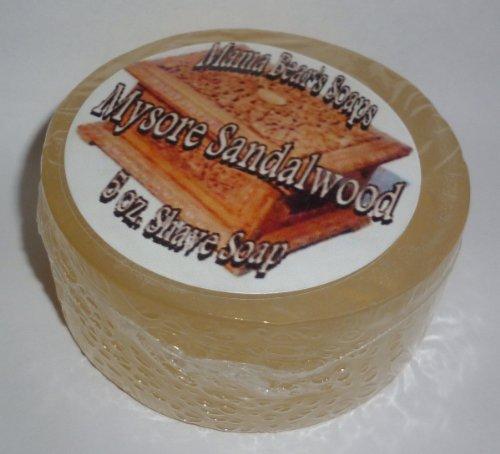 Fragrance Shave Soap (Mama Bears Mysore Sandalwood Fragrance Shaving)