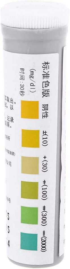 20 unidades de proteínas orinarias de papel de te de ...