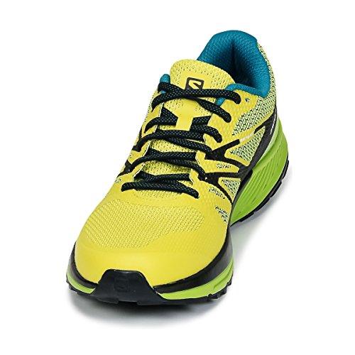 Sense 000 Homme Spring Chaussures Bleu Salomon Jaune Sulphur Bleu Green Trail de Escape Lime Black Ad166wqS