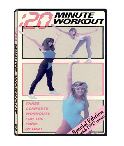 Amazon Com 20 Minute Workout Dvd With Bess Motta Special Edition Aerobicise 1983 1984 Bess Motta Ron Harris Movies Tv